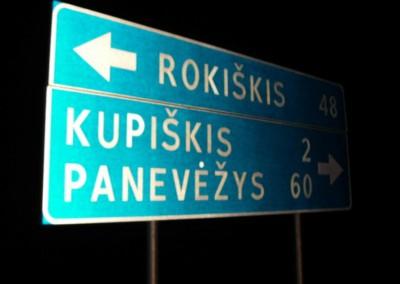 RoadSignNearKupisik20070619