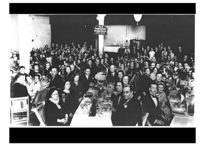 1936 BAYL Banquet