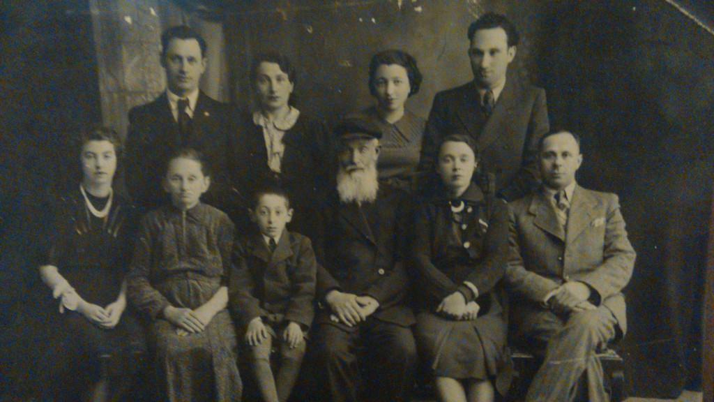 Zalman & Hinda Krok, Rele Krok, Rokiskis 1934